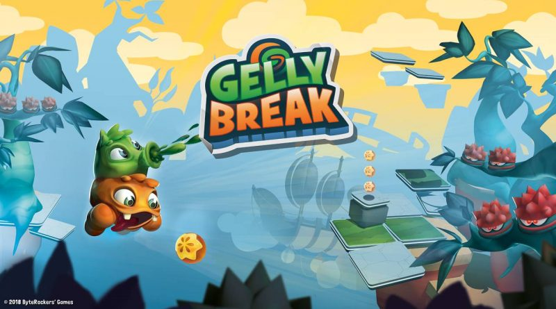 Gelly Break Nintendo Switch