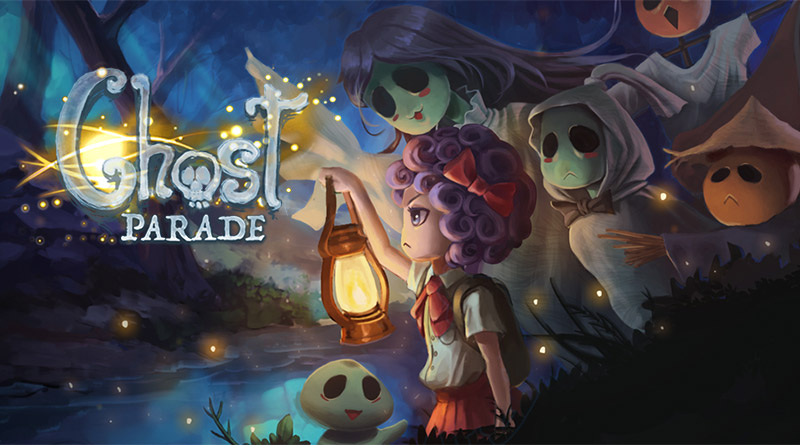 Ghost Parade Nintendo Switch PS4