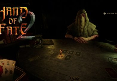Hand of Fate 2 Available Now For Nintendo Switch