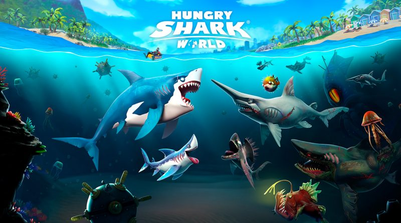 Hungry Shark World Nintendo Switch