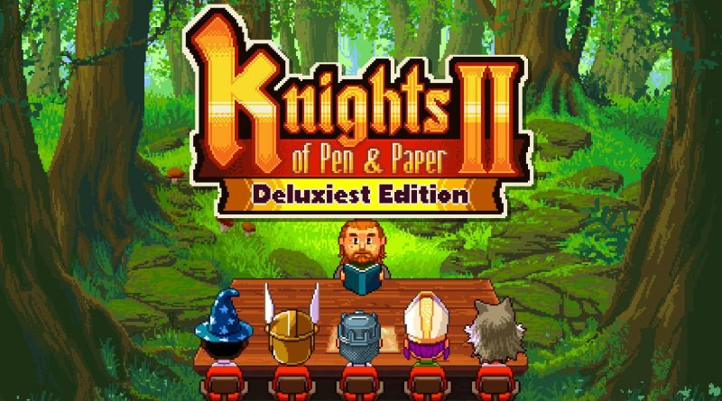 Knights of Pen and Paper 2 - Deluxiest Edition Nintendo Switch