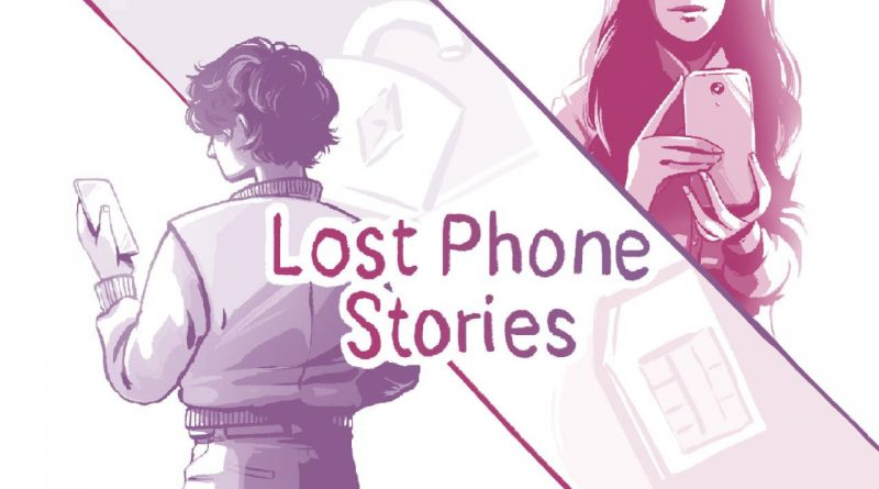 Lost Phone Stories Nintendo Switch