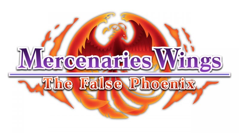 Mercenaries Wings: The False Phoenix Nintendo Switch