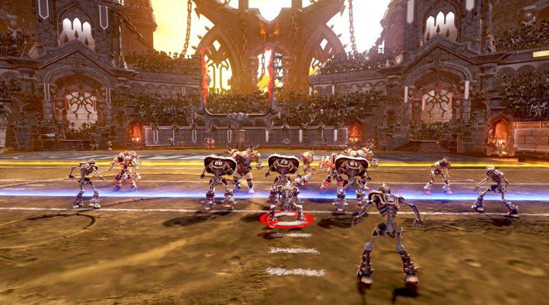 Mutant Football League: Dynasty Edition Nintendo Switch