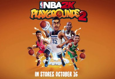 NBA 2K Playgrounds 2 Launches In October 2018