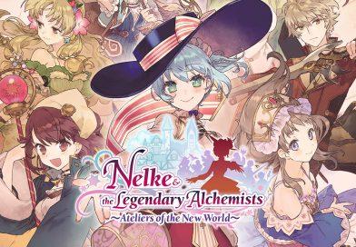 Nelke & the Legendary Alchemists Heading To Nintendo Switch In The West