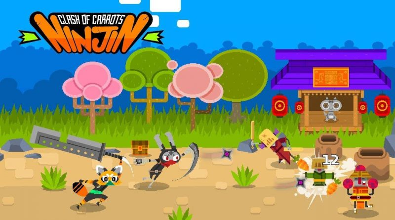 Ninjin: Clash of Carrots Nintendo Switch