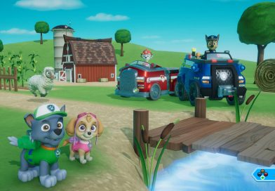PAW Patrol: On a Roll Coming To Switch & 3DS In October 2018