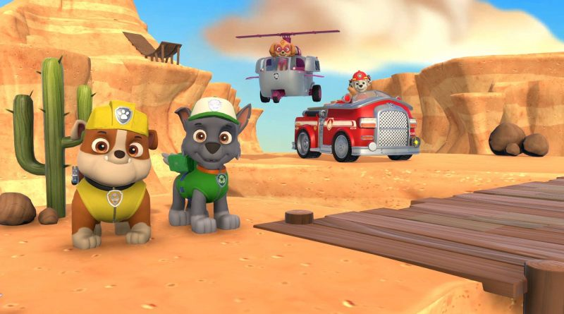 PAW Patrol: On a Roll Nintendo Switch 3DS