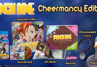 Punch Line 'Cheermancy Edition' Revealed For PS Vita & PS4