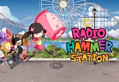 Radio Hammer Station Available Now On Nintendo Switch