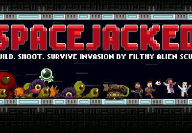 Spacejacked Coming To PS Vita Next Week
