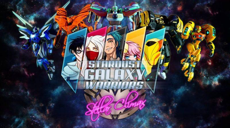 Stardust Galaxy Warriors: Stellar Climax Nintendo Switch
