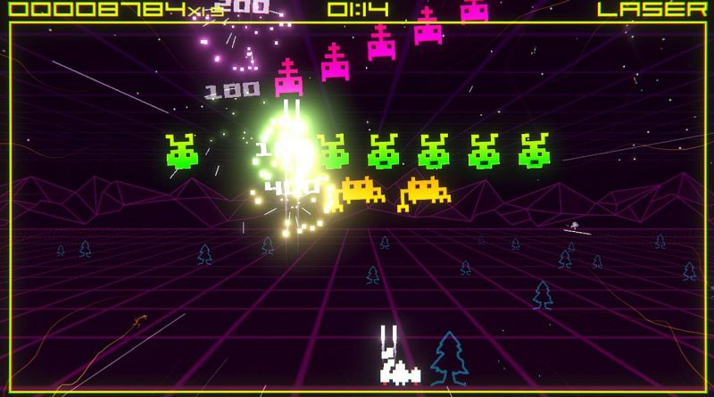 Super Destronaut DX PS Vita PS4 Nintendo Switch