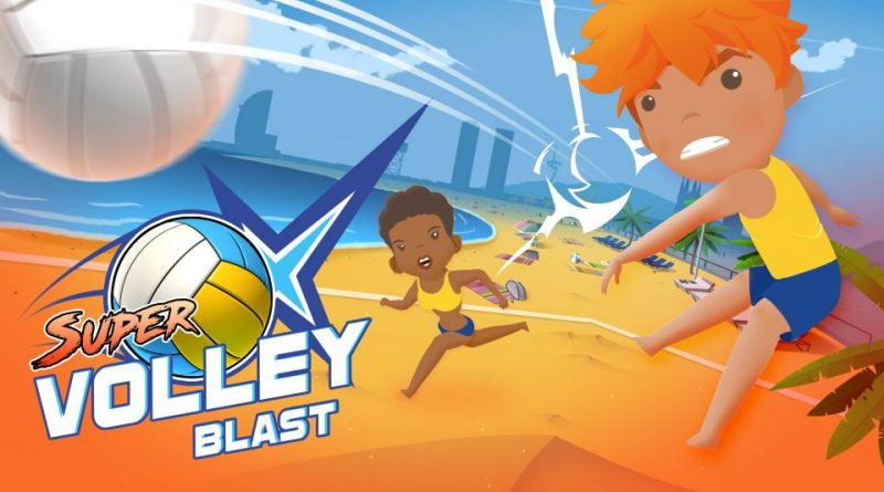 Super Volley Blast Nintendo Switch