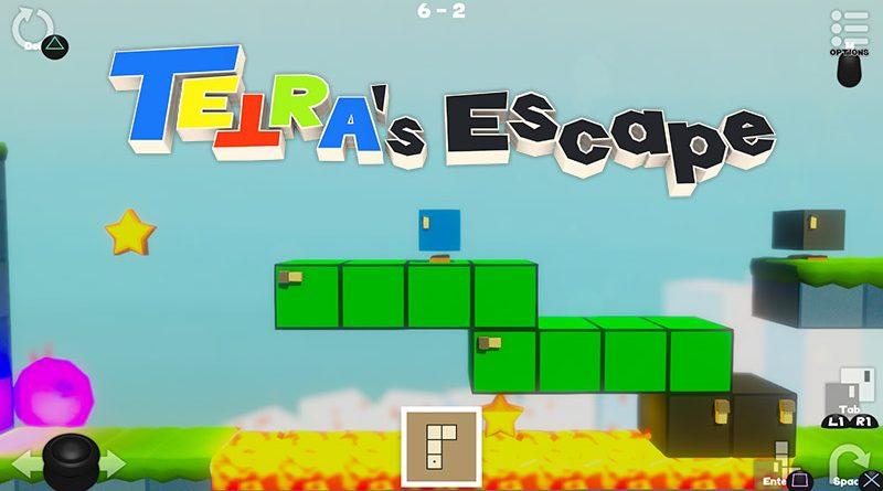 TETRA's Escape PS Vita Nintendo Switch