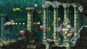 Toki Remake Nintendo Switch
