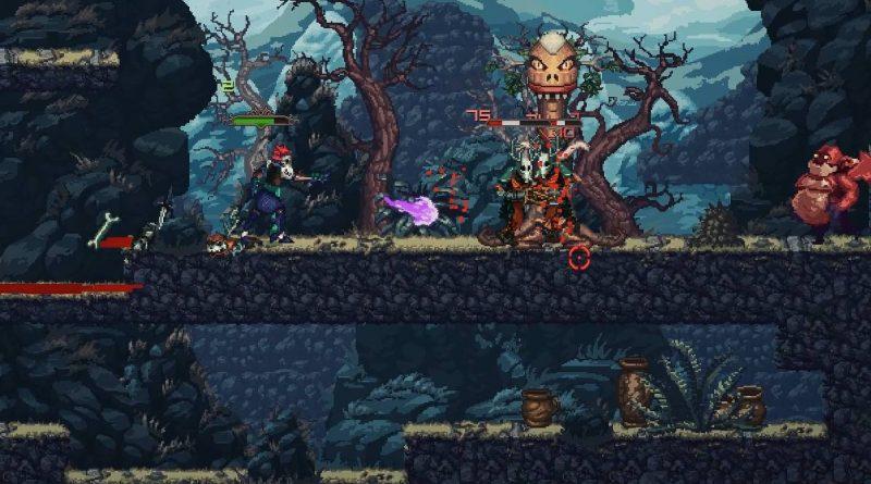 Warlocks 2: God Slayers Nintendo Switch