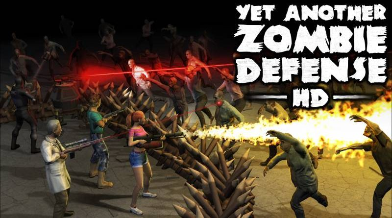 Yet Another Zombie Defense HD Nintendo Switch