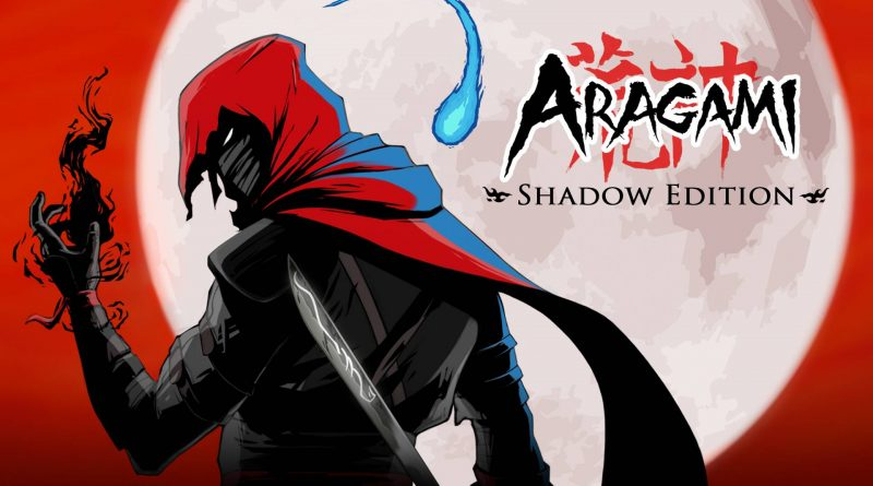 Aragami: Shadow Edition Nintendo Switch