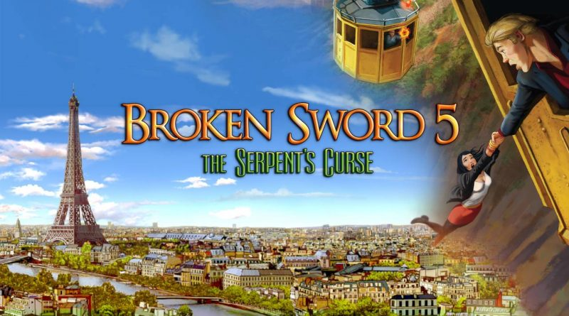 Broken Sword 5 - The Serpent's Curse Nintendo Switch