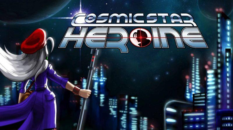Cosmic Star Heroine Nintendo Switch