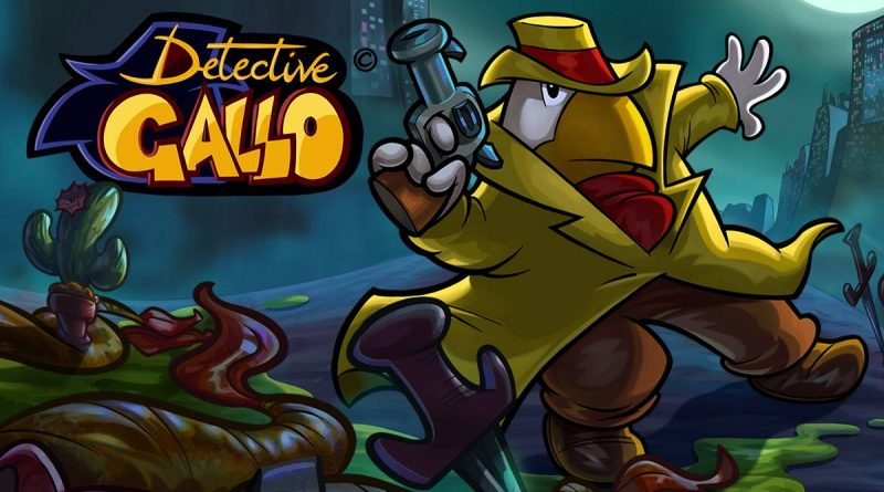 Detective Gallo Nintendo Switch
