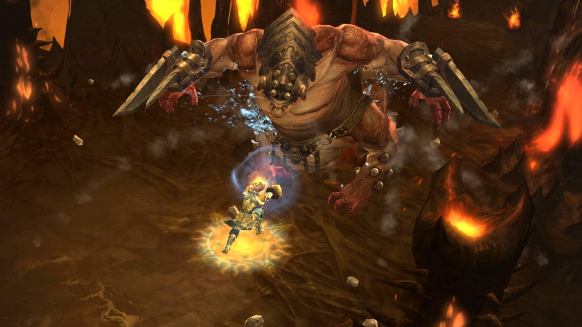Diablo III Eternal Collection Announced For Nintendo