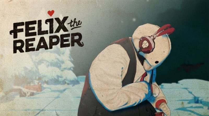 Felix The Reaper Nintendo Switch