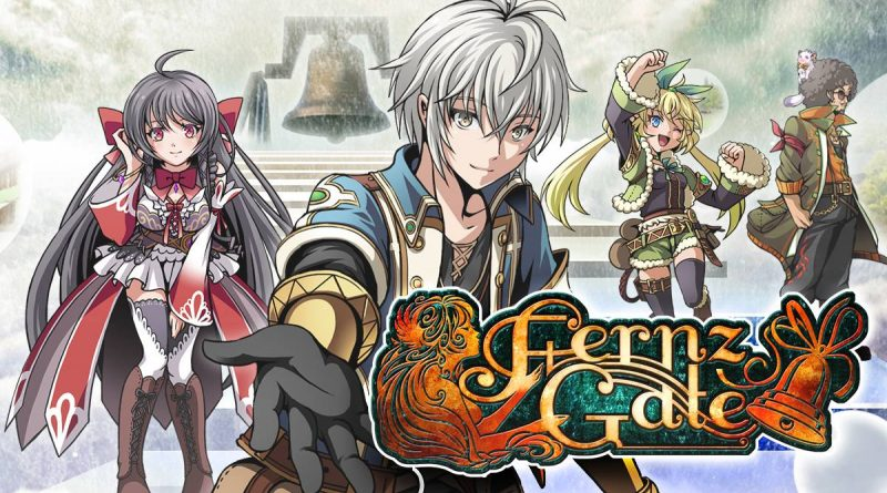 Fernz Gate Nintendo Switch