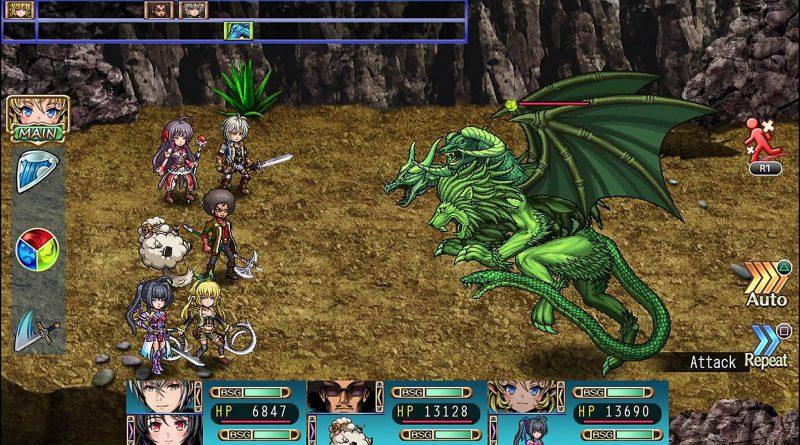 Fernz Gate PS Vita PS4
