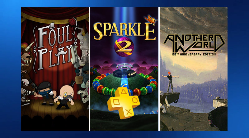 Free PlayStation Plus PS Vita Games September 2018