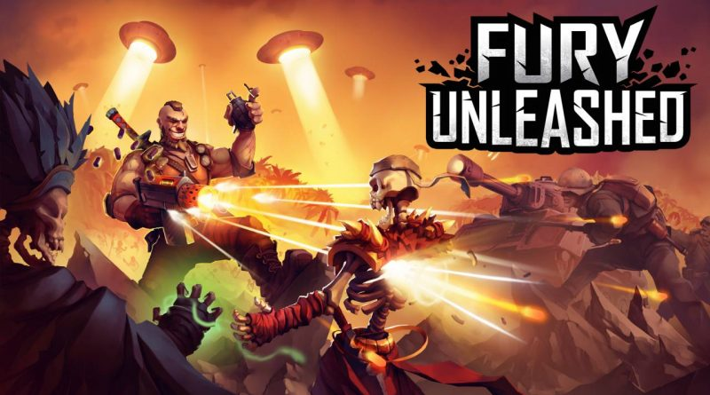 Fury Unleashed Nintendo Switch