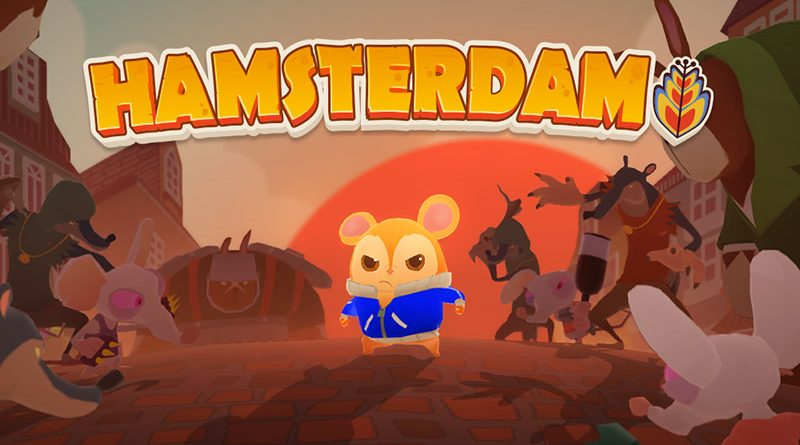 Hamsterdam PS Vita Nintendo Switch