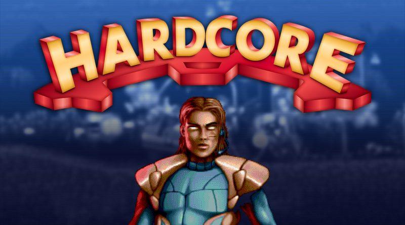Hardcore PS Vita PS4