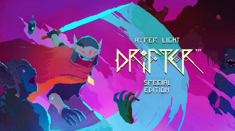 Hyper Light Drifter: Special Edition Nintendo Switch