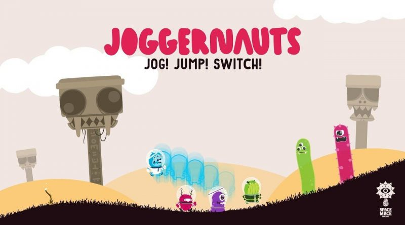 Joggernauts Nintendo Switch