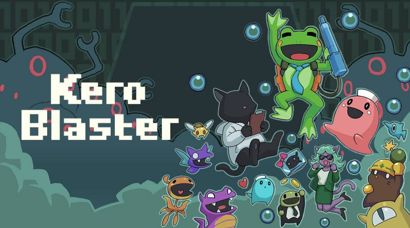 Kero Blaster Nintendo Switch