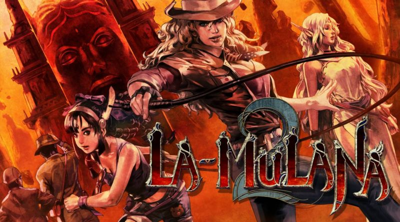 La-Mulana 2 Nintendo Switch