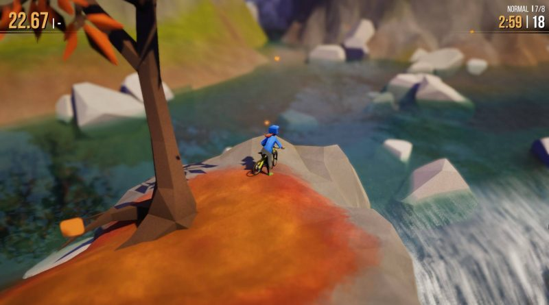 Lonely Mountains: Downhill Nintendo Switch