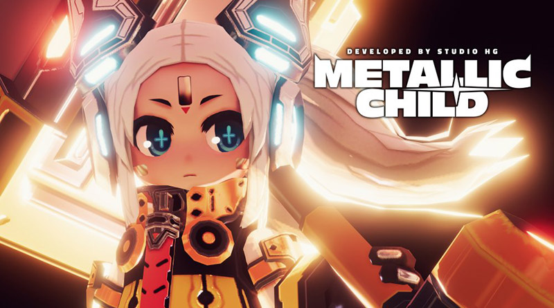 Metallic Child Nintendo Switch