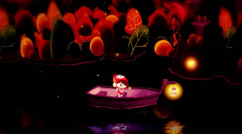 Mineko's Night Market Nintendo Switch