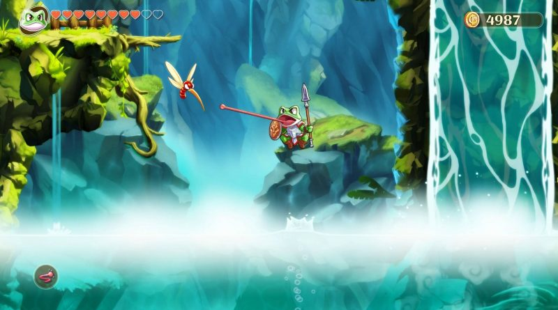 Monster Boy and the Cursed Kingdom Nintendo Switch