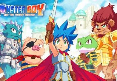 Monster Boy and the Cursed Kingdom Coming To Switch On November 6, 2018