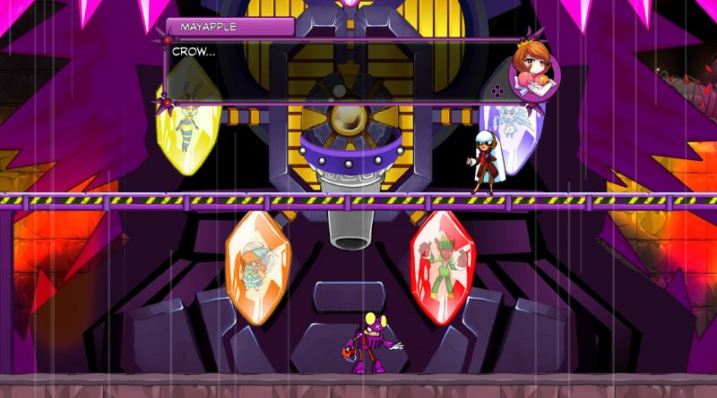Nefarious Nintendo Switch