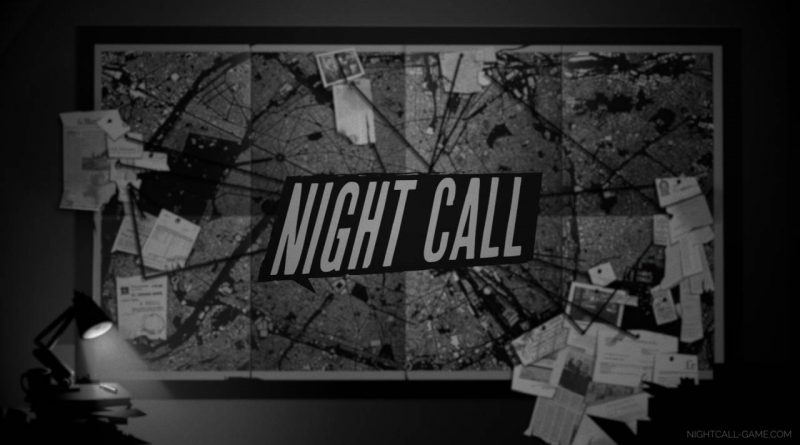 Night Call Nintendo Switch