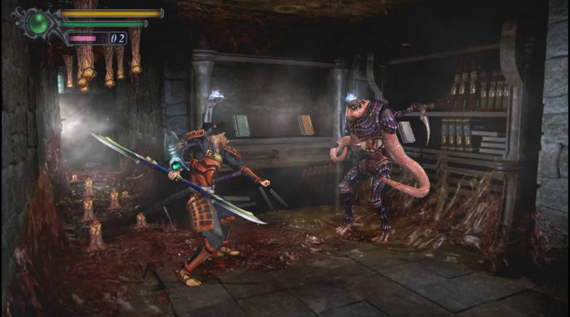 Onimusha: Warlords Nintendo Switch