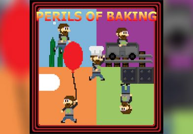 2D Platformer Perils of Baking Coming To PS Vita