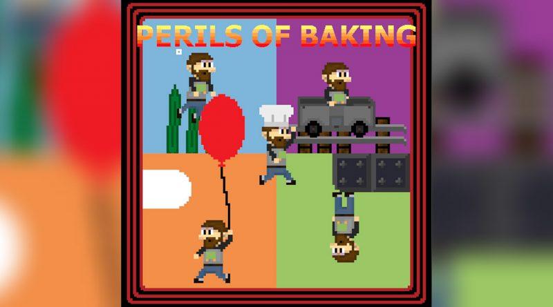 Perils of Baking PS Vita