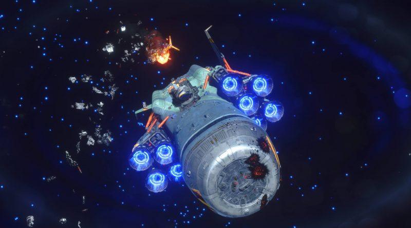 Rebel Galaxy Outlaw Nintendo Switch